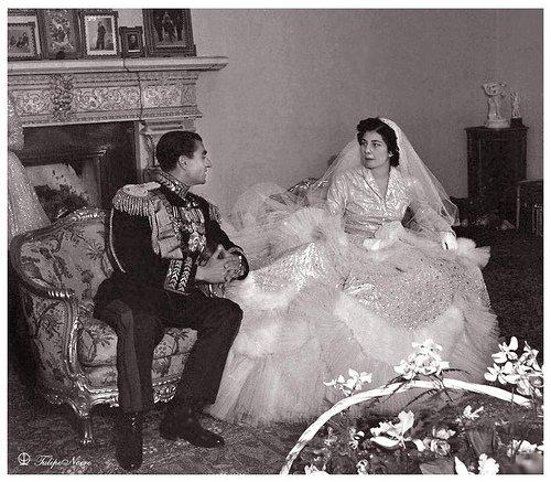 The Wedding Dress - Soraya Esfandiary Bakhtiari