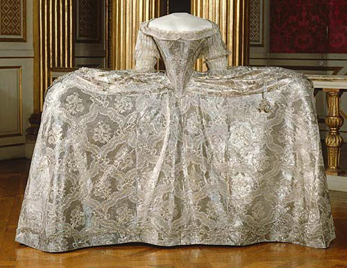 Historic Wedding Dress -