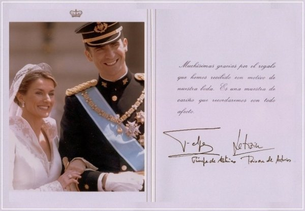 "Wedding Dress - Letizia Ortiz Rocasolano _ Princess of Asturias "" Suite """