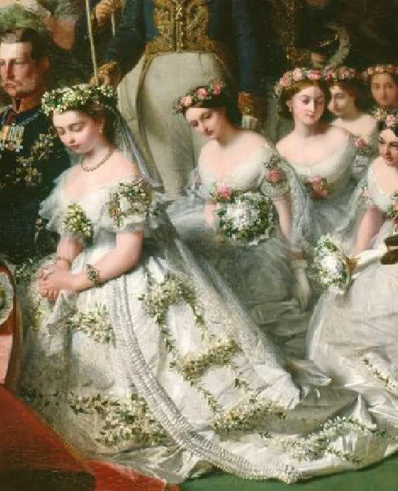Historic Wedding Dress _