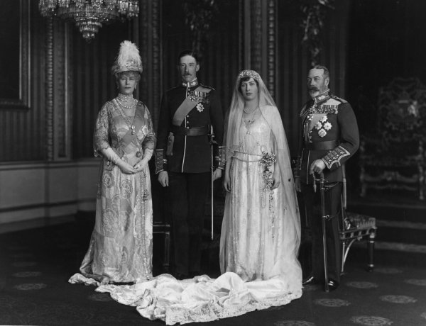 Wedding Dress - Mary, Princess Royal _   Countess of Harewood