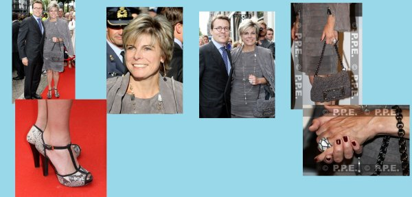 The Style Dress - Princess Laurentien of the Netherlands _