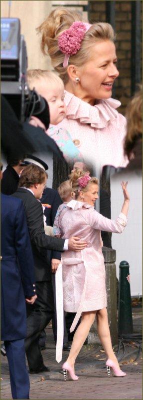 The Style Dress - Princess Mabel of Orange-Nassau _ Suite
