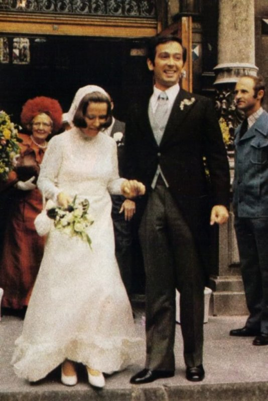 The Wedding Dress - Princess Christina of  the Netherlands