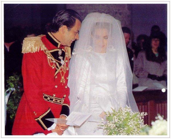 The Wedding Dress - Archduchess Sophie of  Austria _ Princess Windisch Gratz