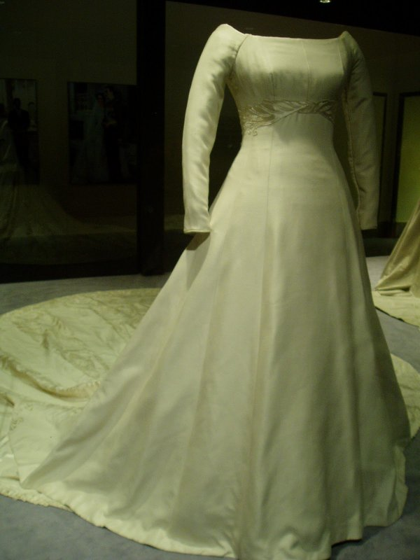 The Wedding Dress - Infanta Cristina of Spain _