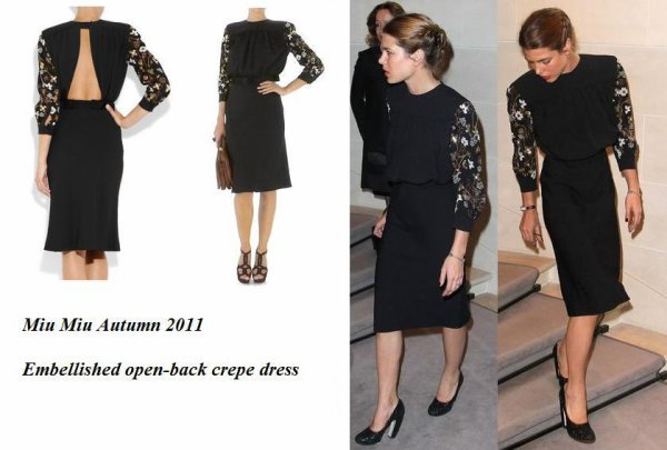 The Style Dress - Charlotte of Monaco _  Suite