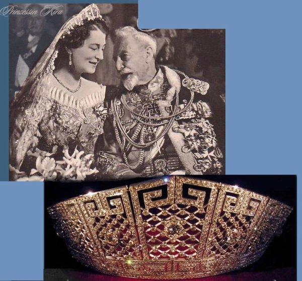 The Wedding Dress - Kira Kjrillovna Romanov , Grand Duchess of Russia _ Princess of Prussia