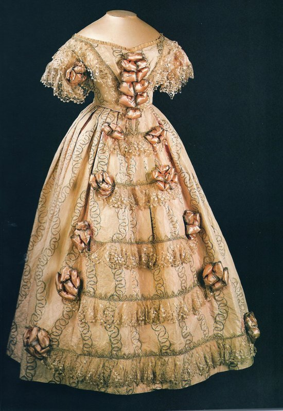 "Dress of  the ""Early"" ""Victorian"""