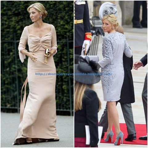 The Style Dress - Crown Princess Marie- Chantal of Greece _ Suite