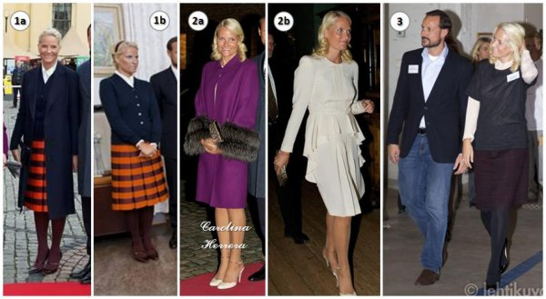 Princess Mette-Marit, Crown Princess of Norway Style _ Suite