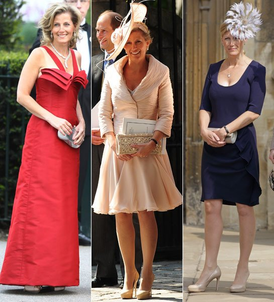 The Style Dress - Princess  Sophie ,  Countess of Wessex