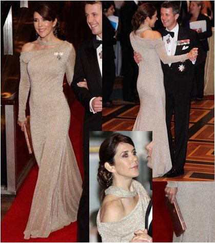 Princess Mary Crown Princess of Denmark Style _ SUITE