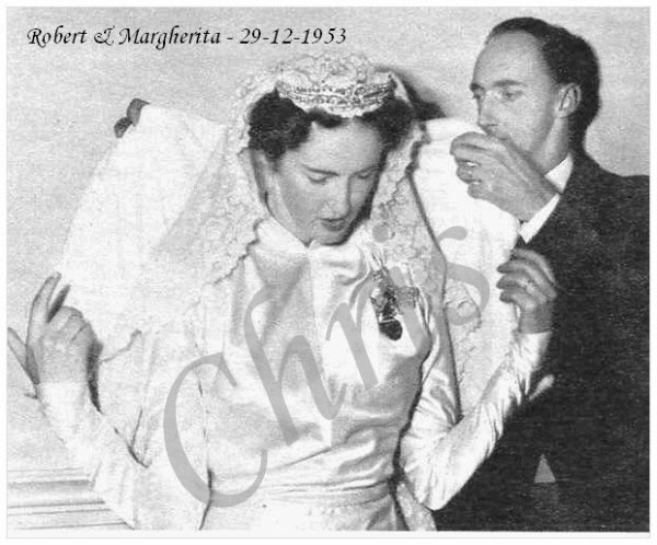 The Wedding Dress - Princess Margherita of Savoy - Aosta _ Archduchess of Austria-Este