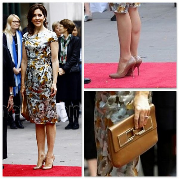 The Style Dress - Princess Mary , Crown Princess of Denmark  _ SUITE