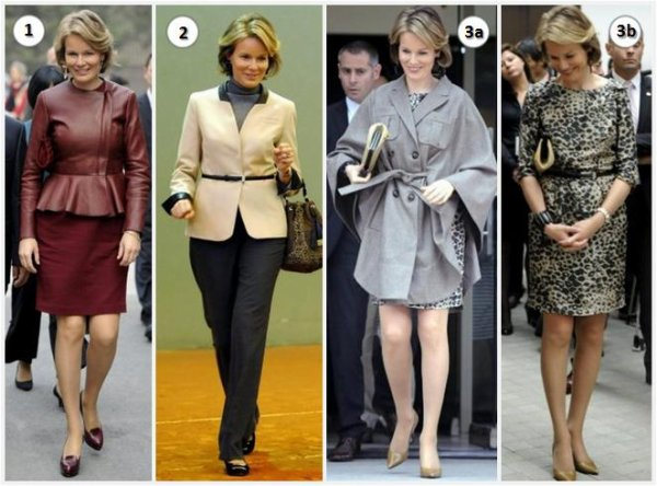 The Style Dress - Princess Mathilde of Belgium _ SUITE