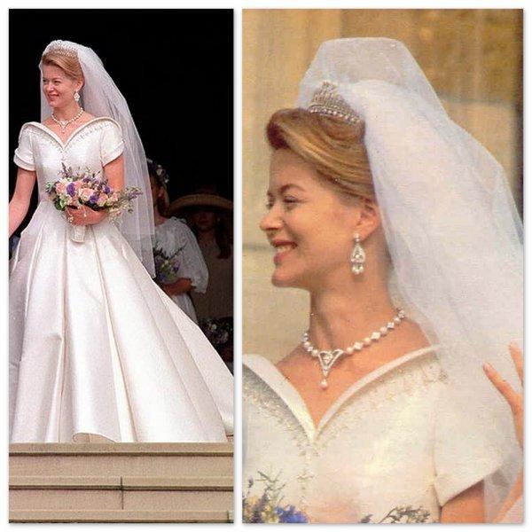 Wedding Dress - Lady  Helen Windsor _ Miss Taylor