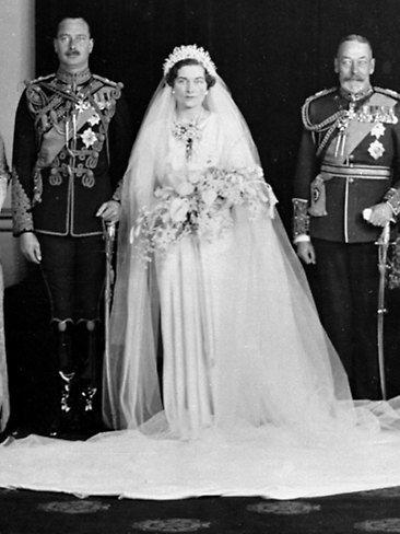 The Wedding Dress - Lady Alice montagu Douglas Scott _ Duchess of  Goucerster