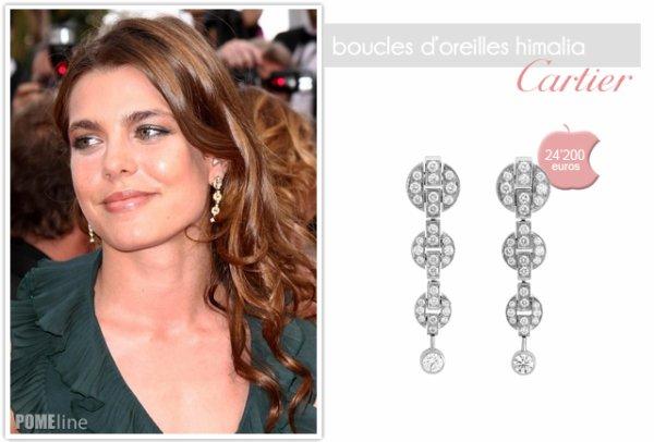 Charlotte of Monaco - Accesssoires _