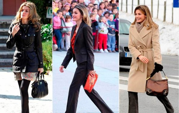 Crown Princess Letizia of Asturias - Accesssoires