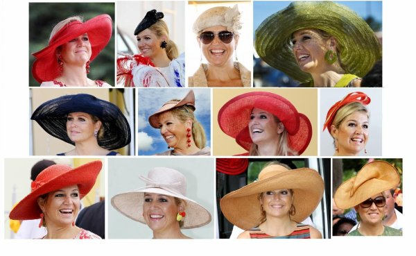 Princess Maxima of the Netherlands - Accessoires _