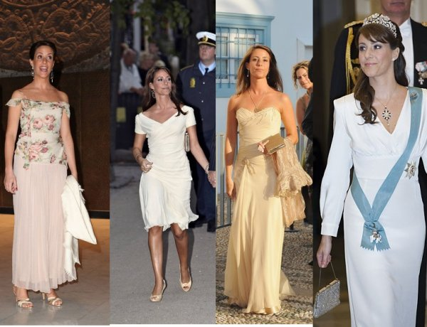 The Style Dress - Princess Marie of Dennemark _ Suite
