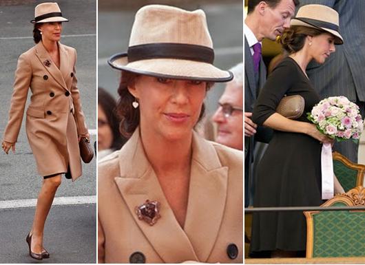 Princess Marie of Dennemark - Accesssoires _