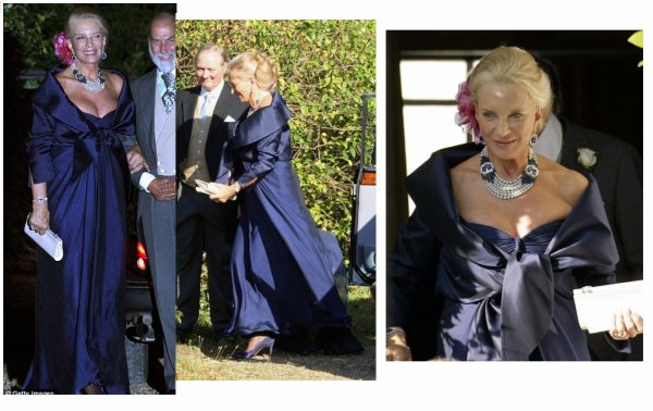 The Style Dress - Princess Michael of Kent