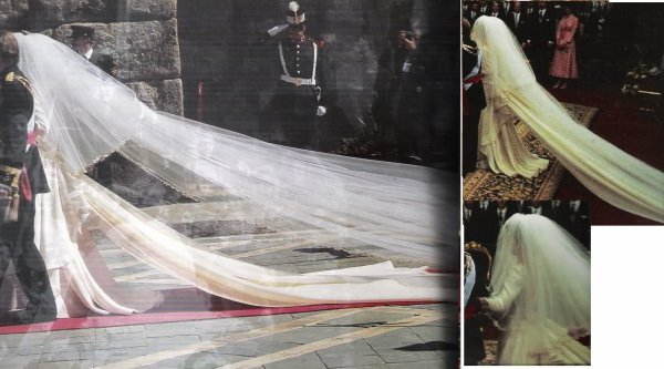 The Wedding Dress - Infanta Elena, Duchess of Lugo _ Suite