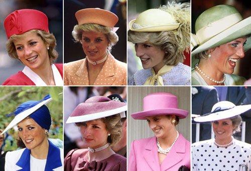 Princess Diana  - Accesssoires _