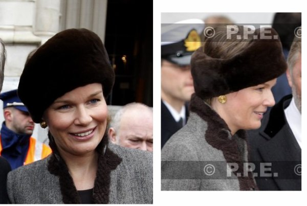 Princess Mathilde of Belgium - Accesssoires _
