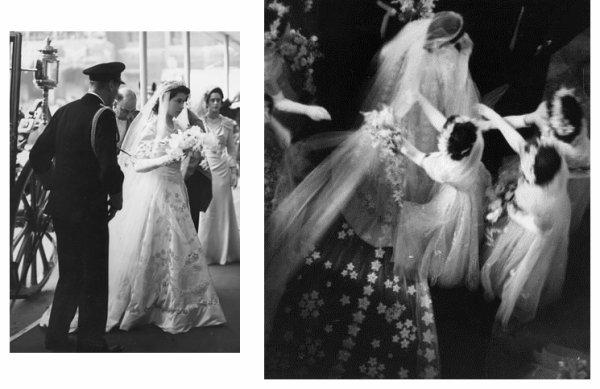 The Wedding Dress - Princess Elizabeth , Queen of England _ Suite