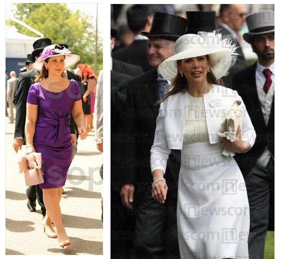 The Style Dress - Haya Princess of Jordan