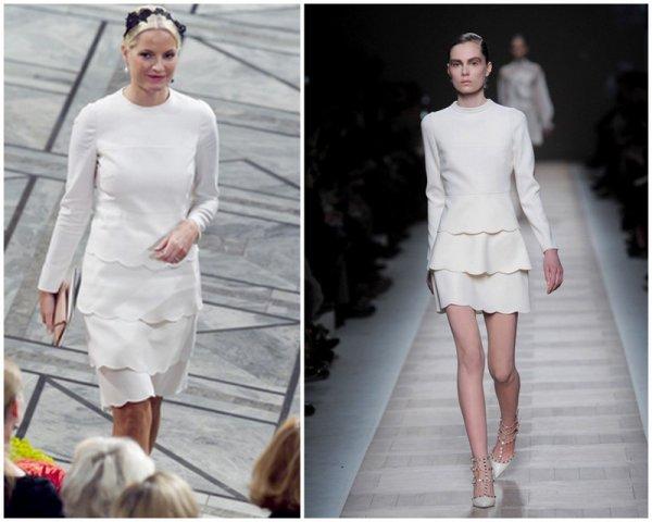 The Style Dress - Princess Mette-Marit, Crown Princess of Norway _ SUITE