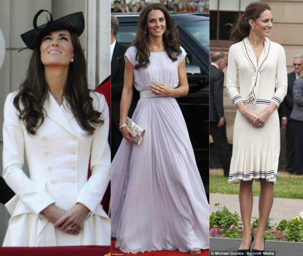2011 - Duchess Catherine Style _ Suite