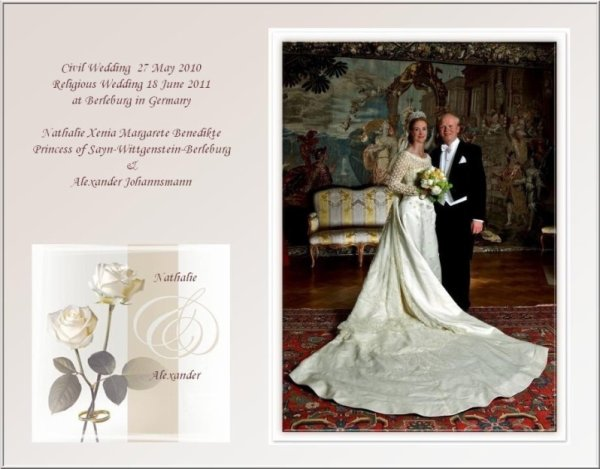 Royal Wedding 2011 _ Suite