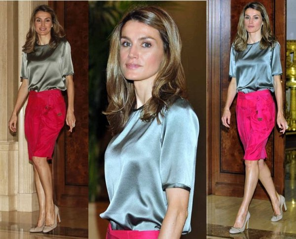 Style 2011 - Crown Princess Letizia of Asturias