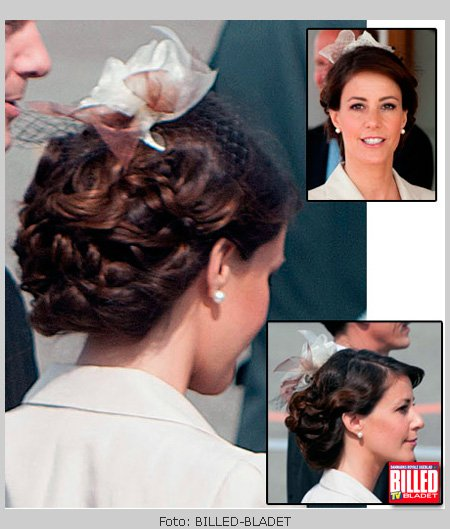 Royal Hairstyle -  2011