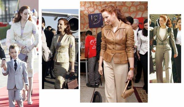 Princess Lalla Salma of Morocco - Style