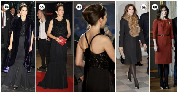 The Style Dress - Princess Mary Crown Princess of Denmark _ SUITE