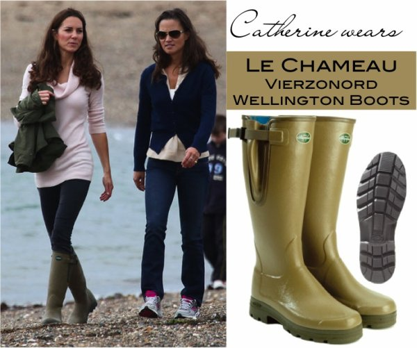 Catherine Duchess of Cambridge - Accessoires _