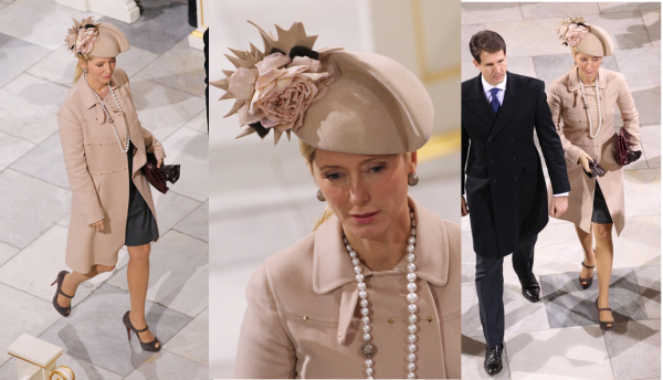 The Style - Crown Princess Marie- Chantal of Greece _ Suite