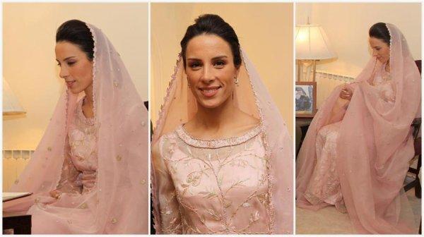 The Wedding Dress - Basma Al-Atoum  _ Princess Al Hussein  2012