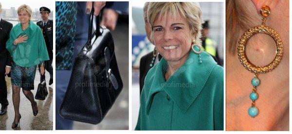 Princess Laurentien of the Netherlands  - Accessoires _