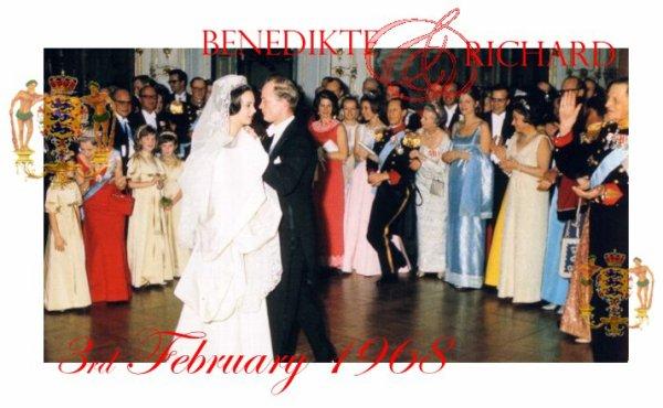 The Wedding Dress - Princess Benedikte of Denmark