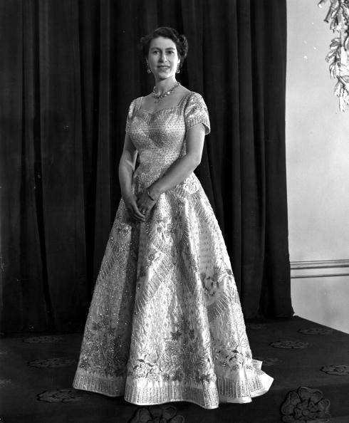 The Style Dress - Princess Elizabeth _ Queen of England