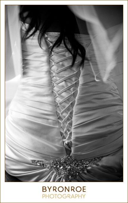 Wedding Dress - Tara & Michael , son of Princess Irina of Romania  _  2012