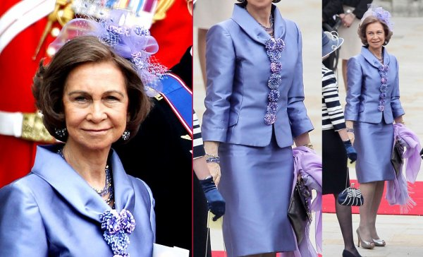The Style Dress - Queen Sophia of Spain
