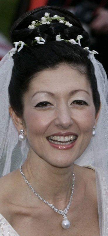 The Wedding Dress -  Alexandra Christina, Countess of Frederiksborg