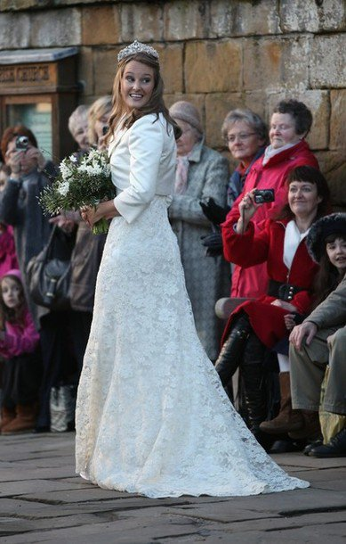 The Wedding Dress - Lady Catherine Sarah Percy